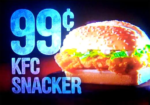 Subliminal Messages in Advertising - KFC