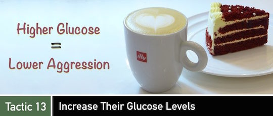 Negotiation Tactic 13: Increase Their Glucose Levels