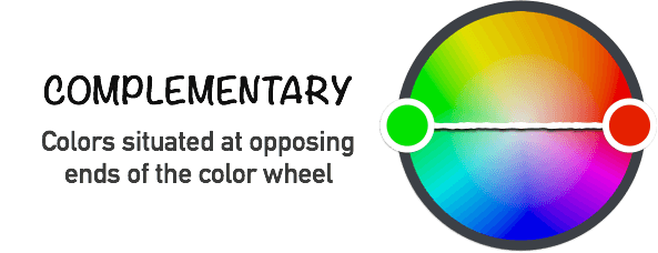 Color psychology an enormous guide complementary color scheme fandeluxe Image collections