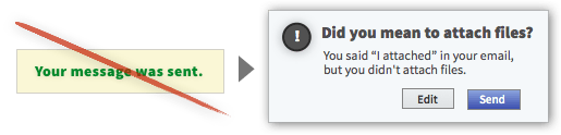 UX Tactic 104 - Search for Wording That Contradicts User Intent
