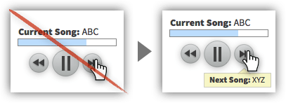 UX Tactic 24 - Indicate or Preview the Next Item in a Sequence