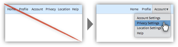 UX Tactic 27 - Hide Infrequent But Necessary Settings, Features, and Information