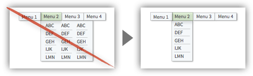Best Practice #52 - Create Tight Categories Within Navigation Menus