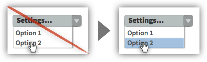 how to change cursor when hovering in html