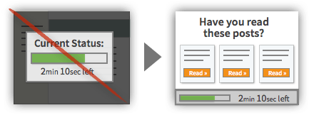 UX Tactic 58 - Keep Users Engaged During Lengthy Waiting Periods