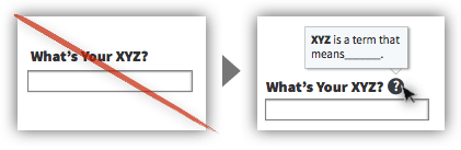 UX Tactic 84 - Add Tooltips to Coach Novice Users Without Disrupting Expert Users