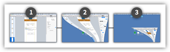 UX Tactic 9 - Visibly Animate Transitions in the Interface