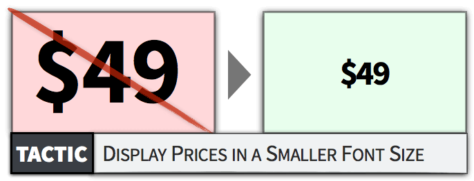 9caca95c61be Psychological Pricing  An Enormous List of Tactics